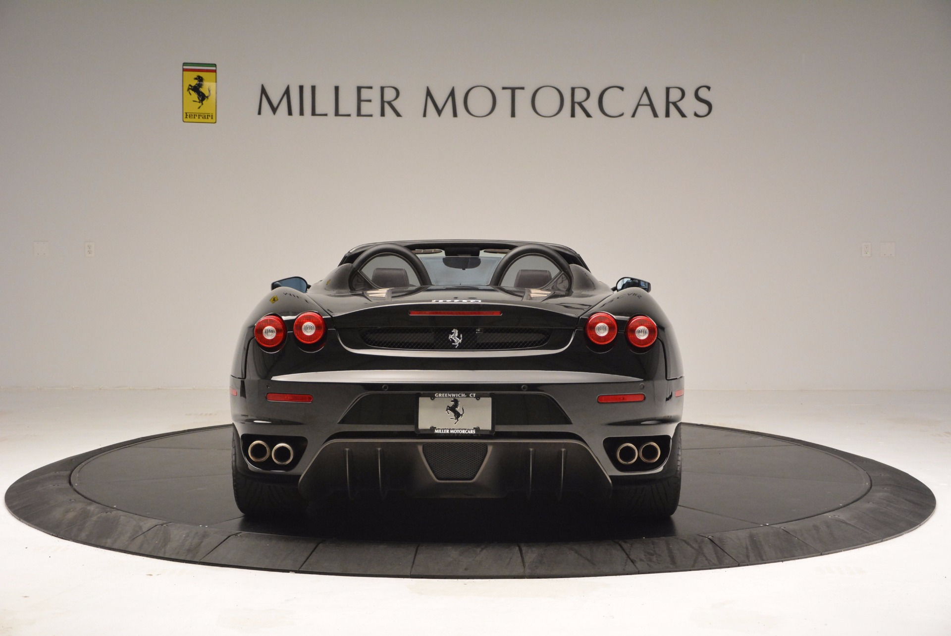 Used 2008 Ferrari F430 Spider For Sale In Westport, CT 1676_p6