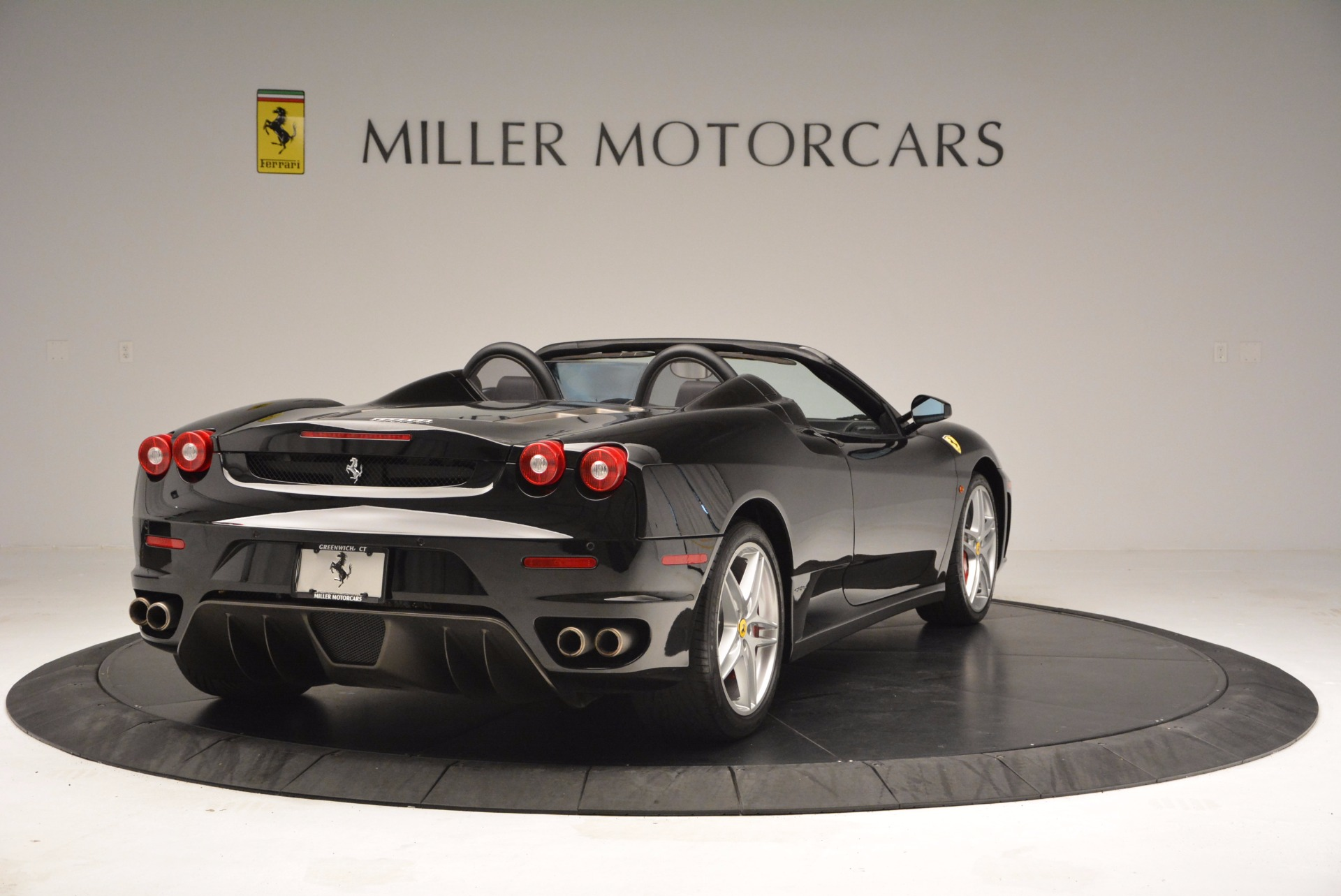 Used 2008 Ferrari F430 Spider For Sale In Westport, CT 1676_p7