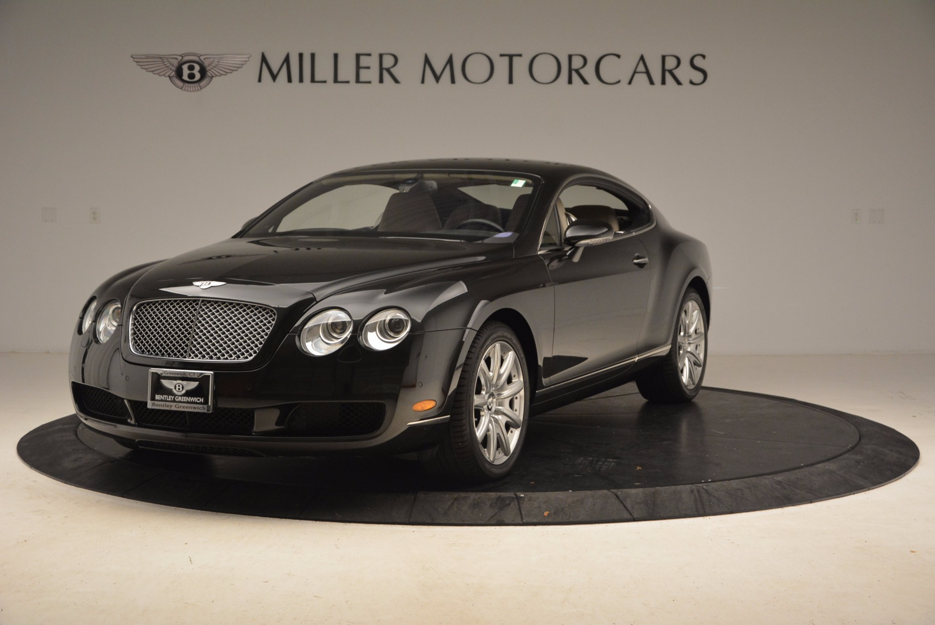 Used 2005 Bentley Continental GT W12 For Sale In Westport, CT 1677_main
