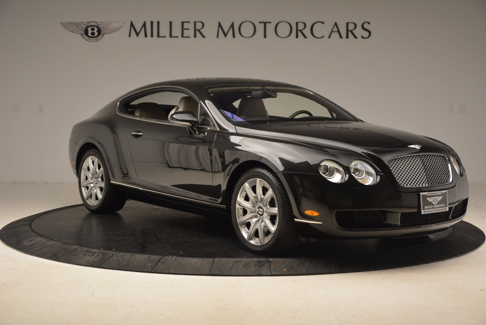 Used 2005 Bentley Continental GT W12 For Sale In Westport, CT 1677_p11