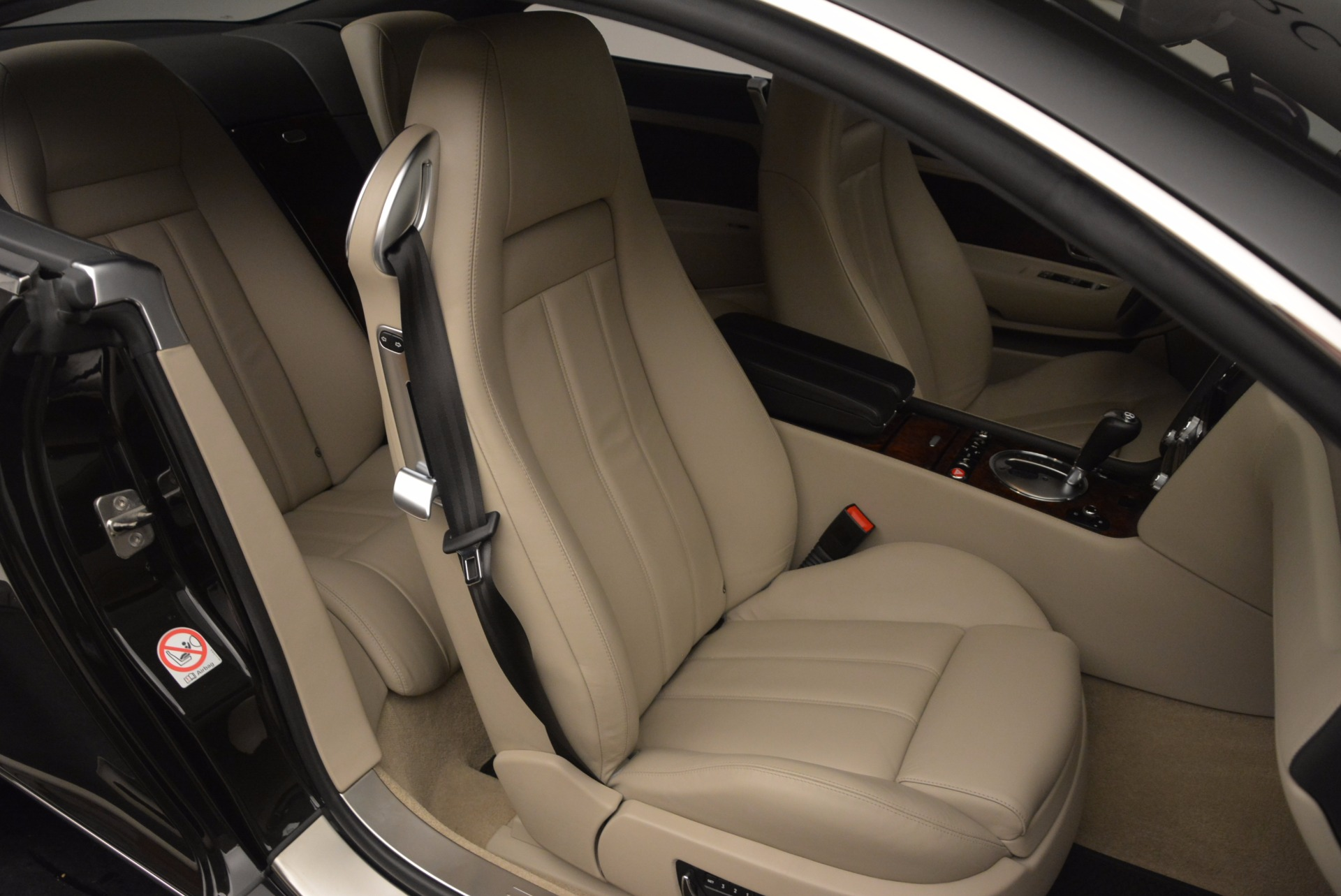 Used 2005 Bentley Continental GT W12 For Sale In Westport, CT 1677_p29
