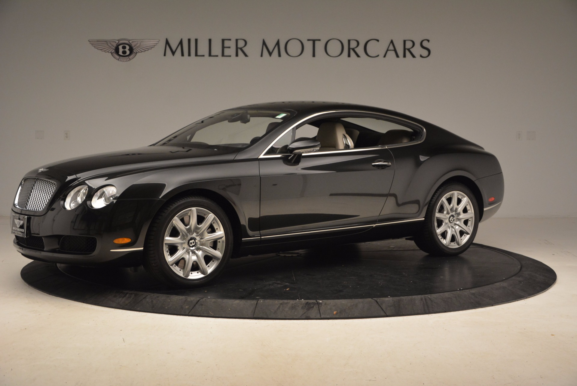 Used 2005 Bentley Continental GT W12 For Sale In Westport, CT 1677_p2