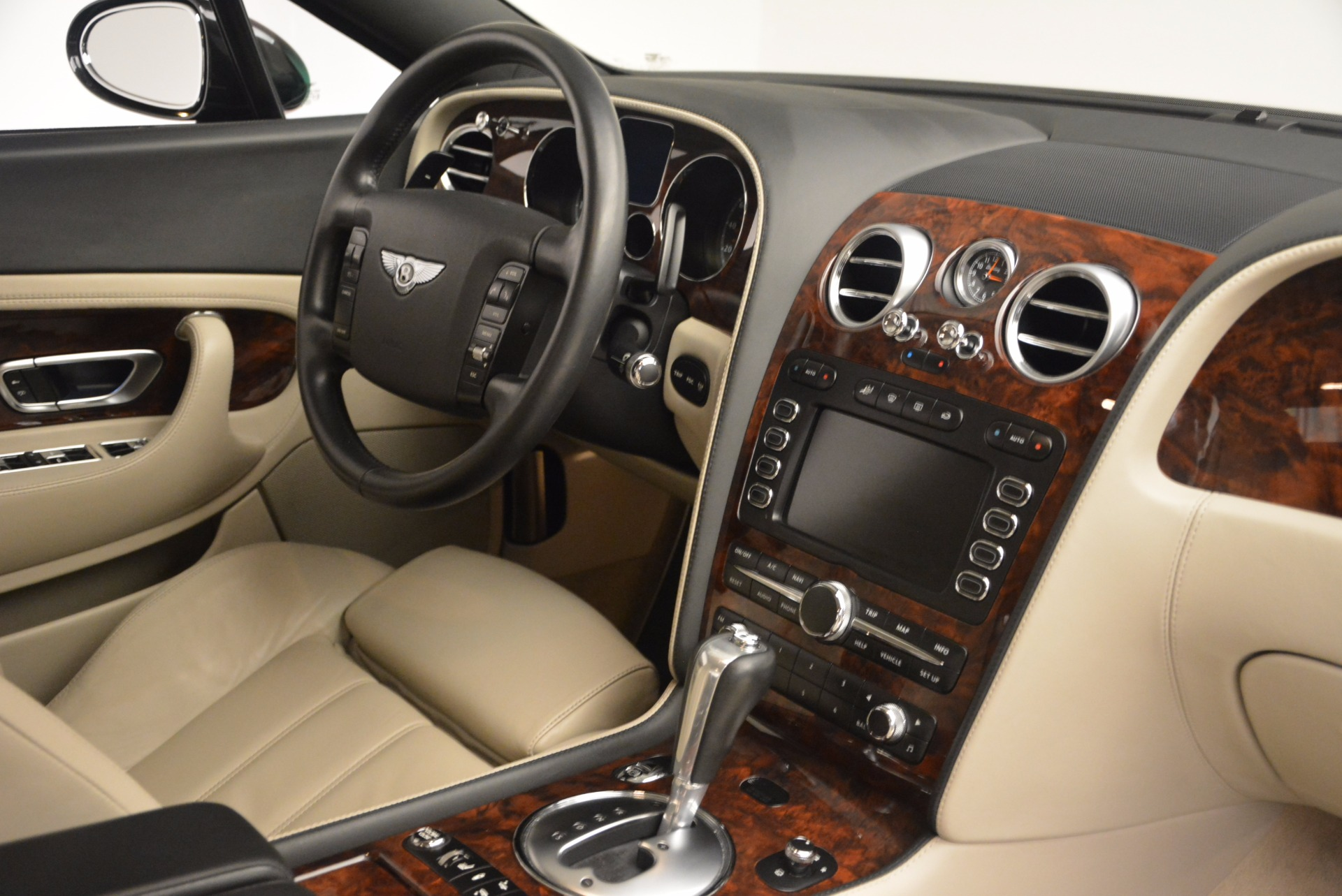 Used 2005 Bentley Continental GT W12 For Sale In Westport, CT 1677_p30