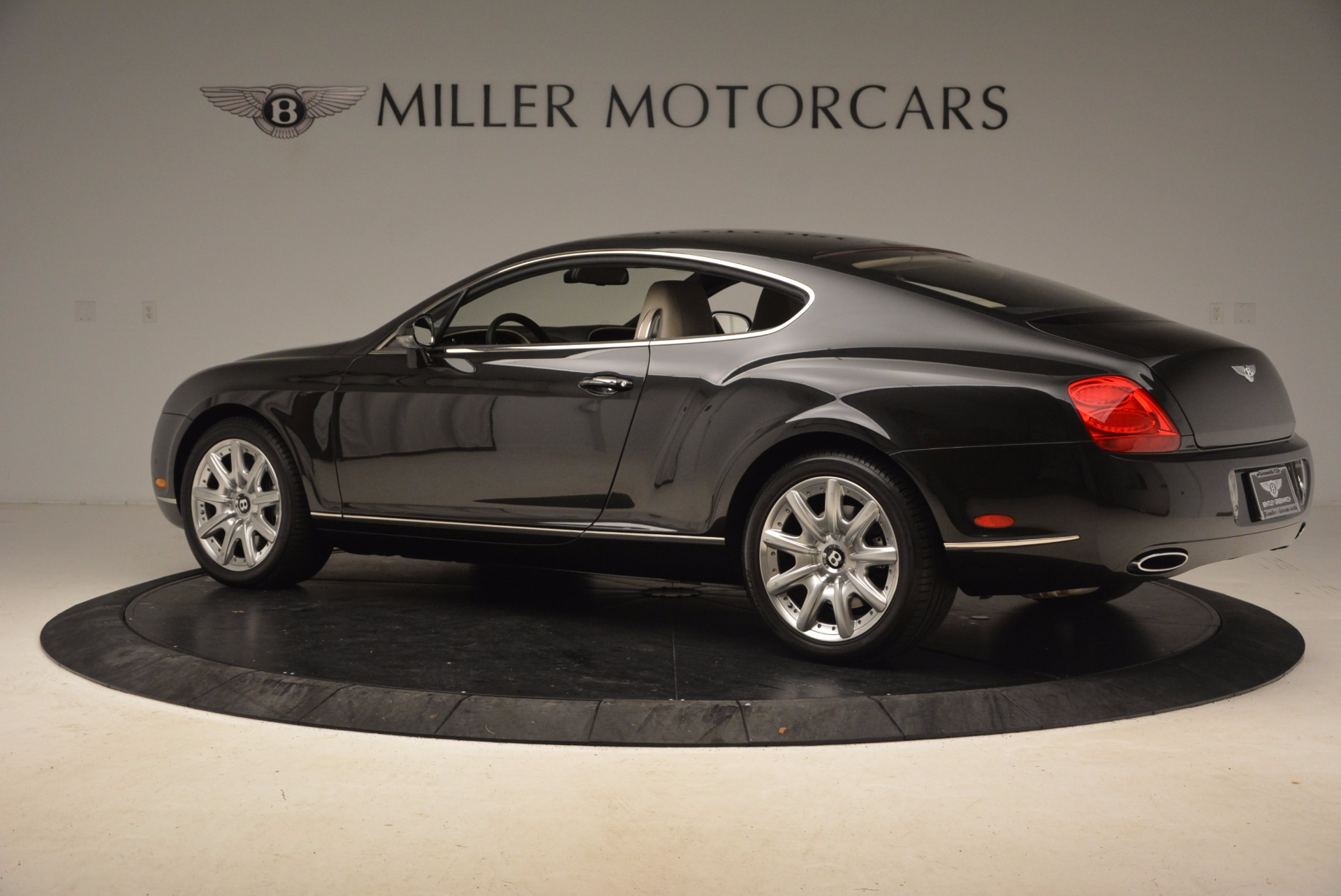 Used 2005 Bentley Continental GT W12 For Sale In Westport, CT 1677_p4