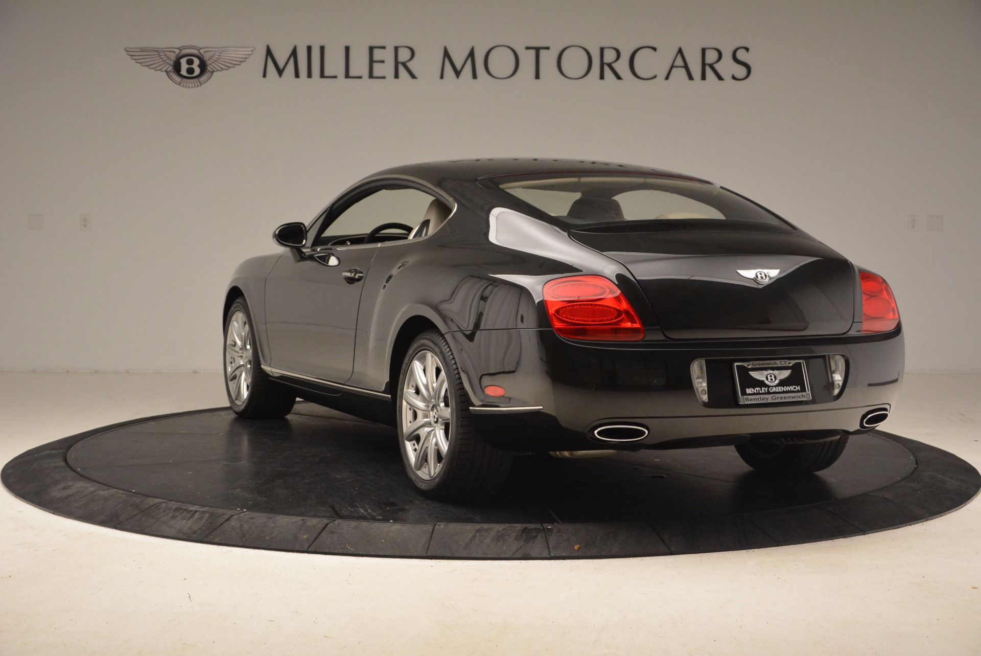 Used 2005 Bentley Continental GT W12 For Sale In Westport, CT 1677_p5
