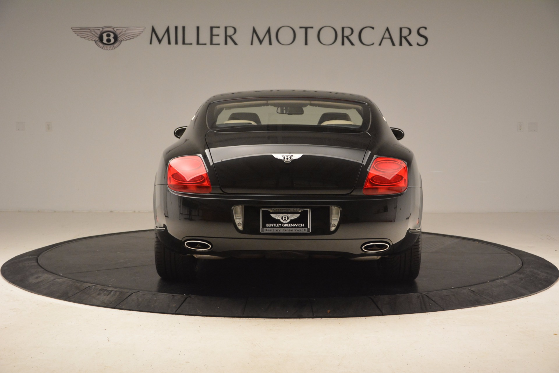 Used 2005 Bentley Continental GT W12 For Sale In Westport, CT 1677_p6