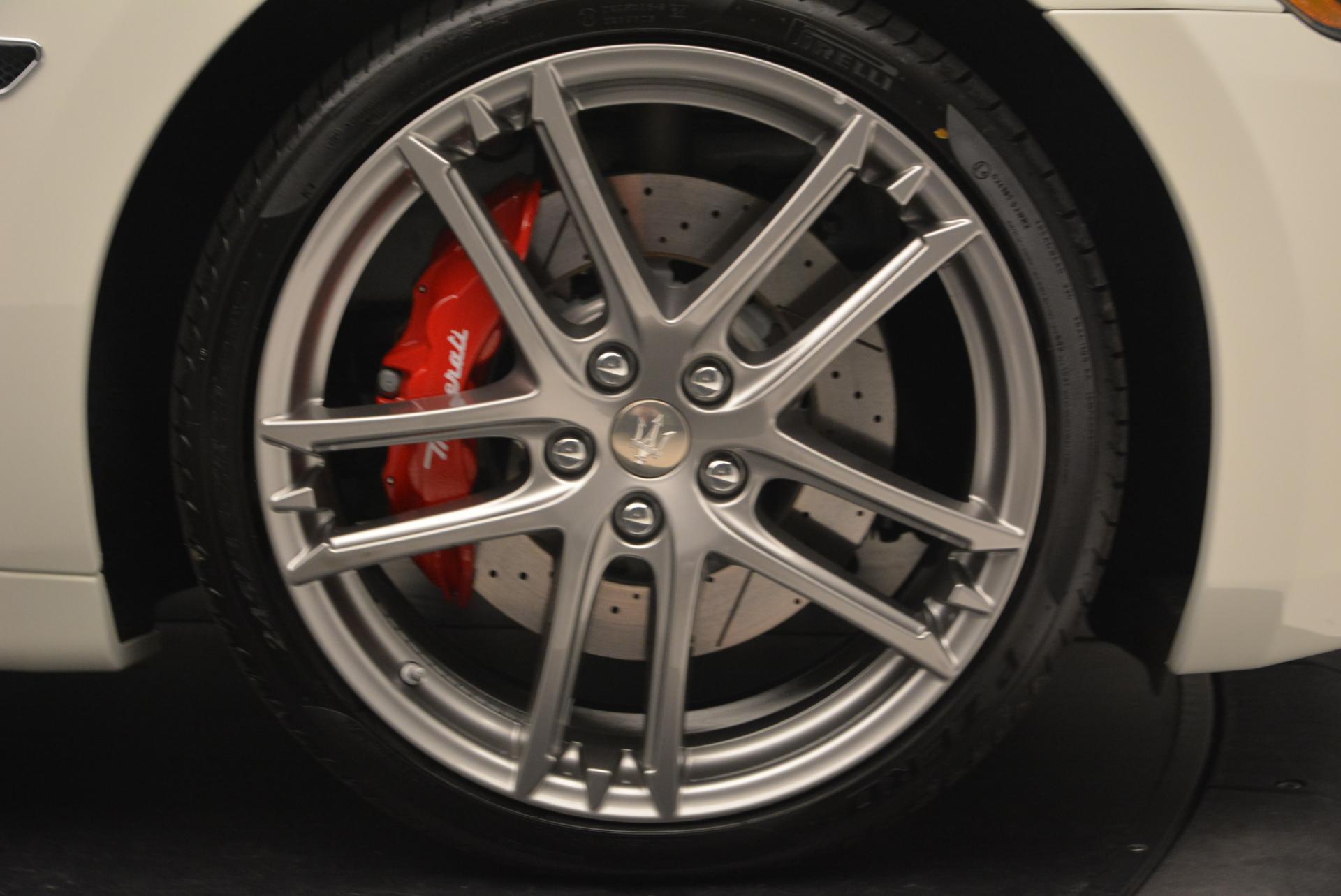 New 2017 Maserati GranTurismo Sport For Sale In Westport, CT 168_p22