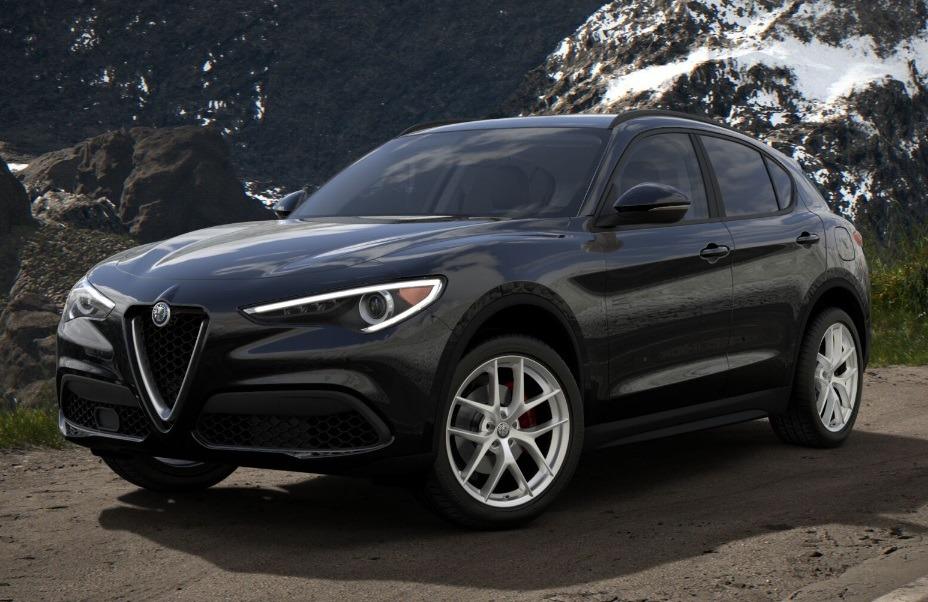 New 2018 Alfa Romeo Stelvio Sport Q4 For Sale In Westport, CT 1682_main