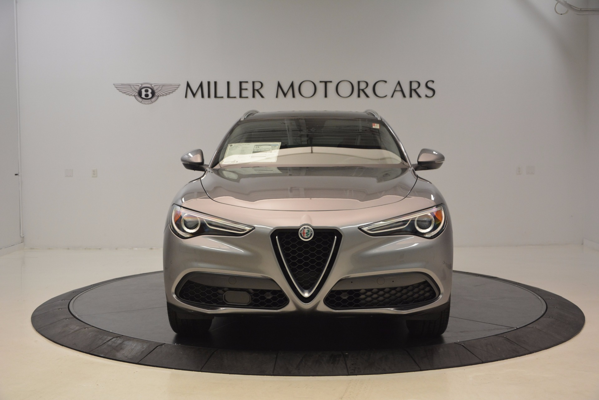 New 2018 Alfa Romeo Stelvio Q4 For Sale In Westport, CT 1687_p12