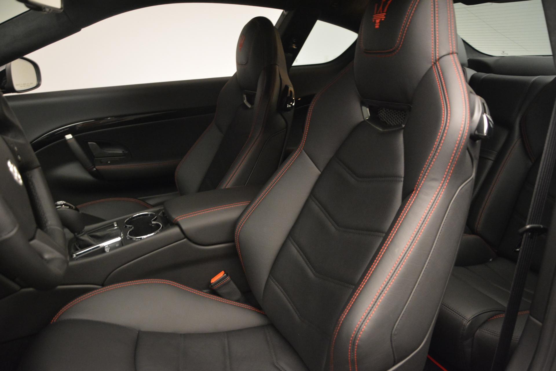 New 2016 Maserati GranTurismo Sport For Sale In Westport, CT 169_p13