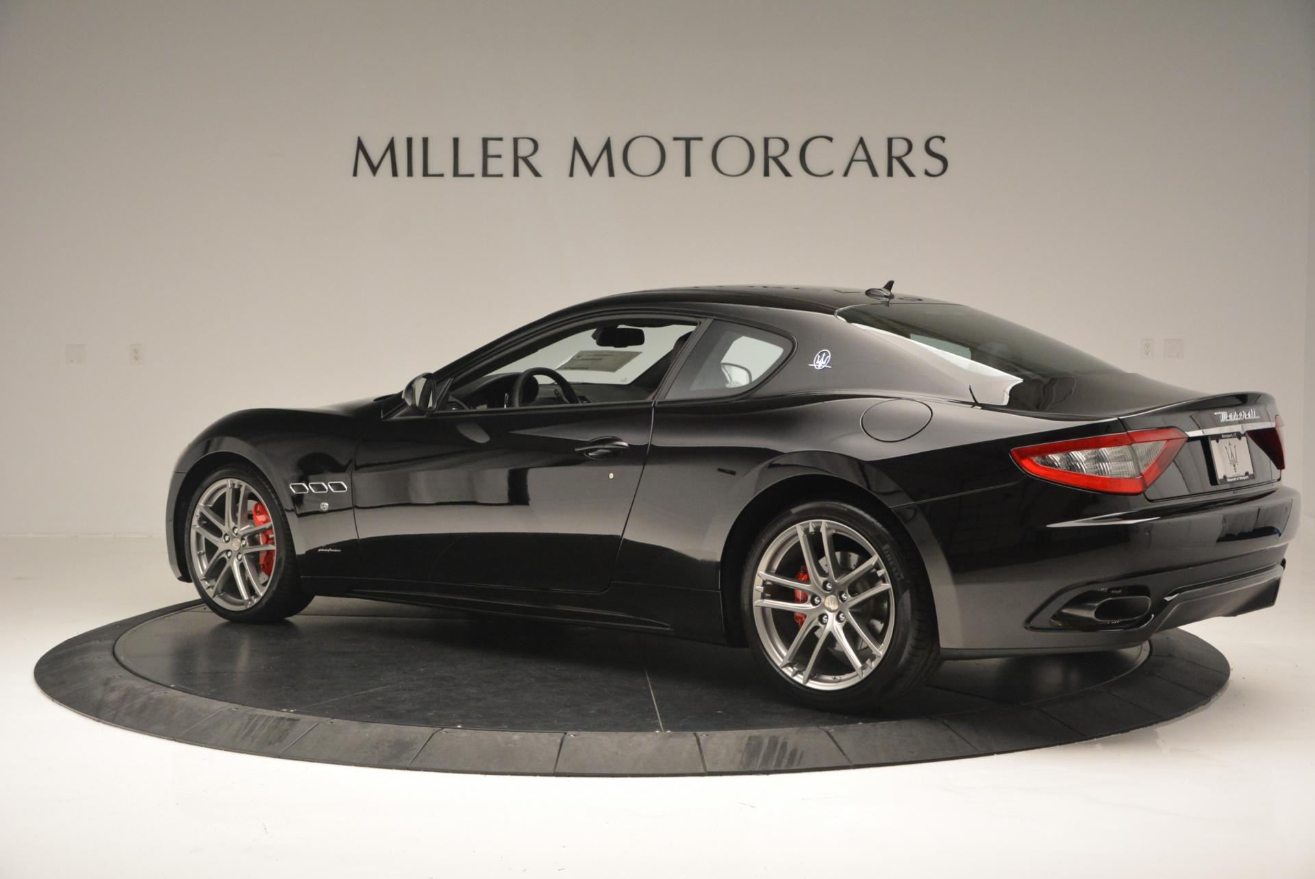 New 2016 Maserati GranTurismo Sport For Sale In Westport, CT 169_p3