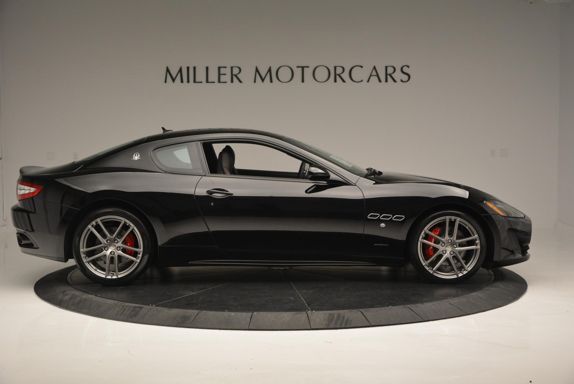 New 2016 Maserati GranTurismo Sport For Sale In Westport, CT 169_p8