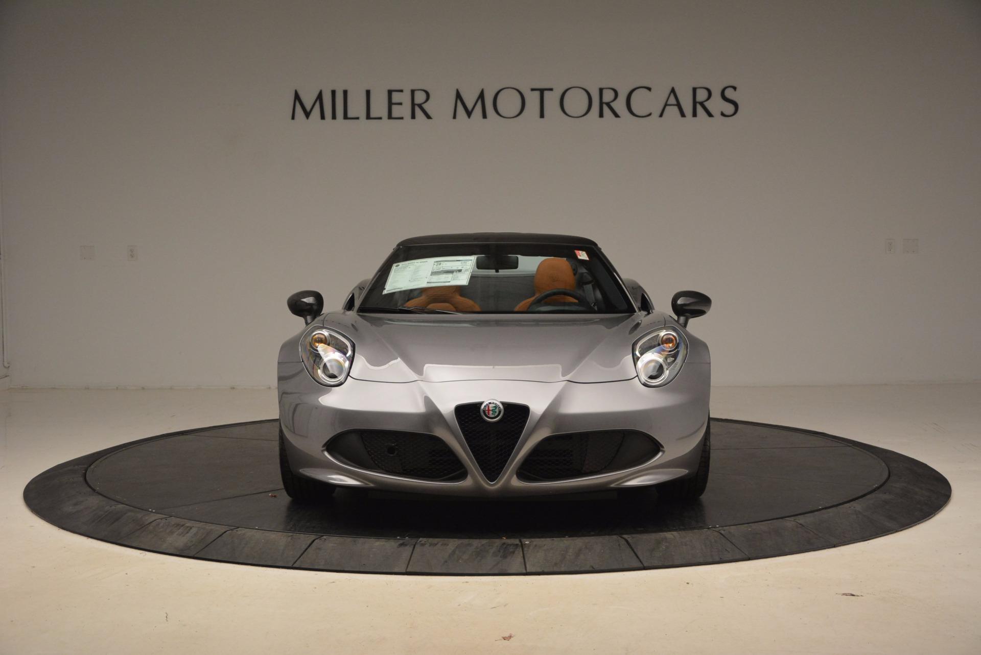 New 2018 Alfa Romeo 4C Spider For Sale In Westport, CT 1693_p23