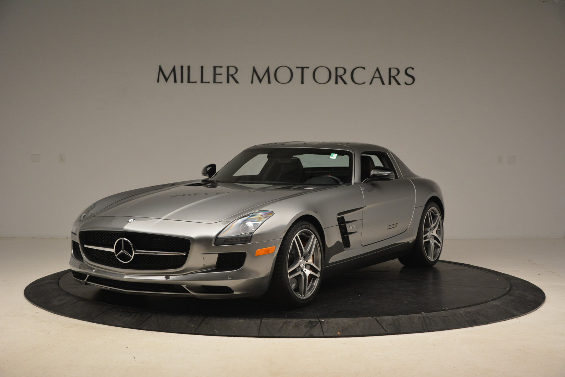 Used 2014 Mercedes-Benz SLS AMG GT For Sale In Westport, CT 1694_main