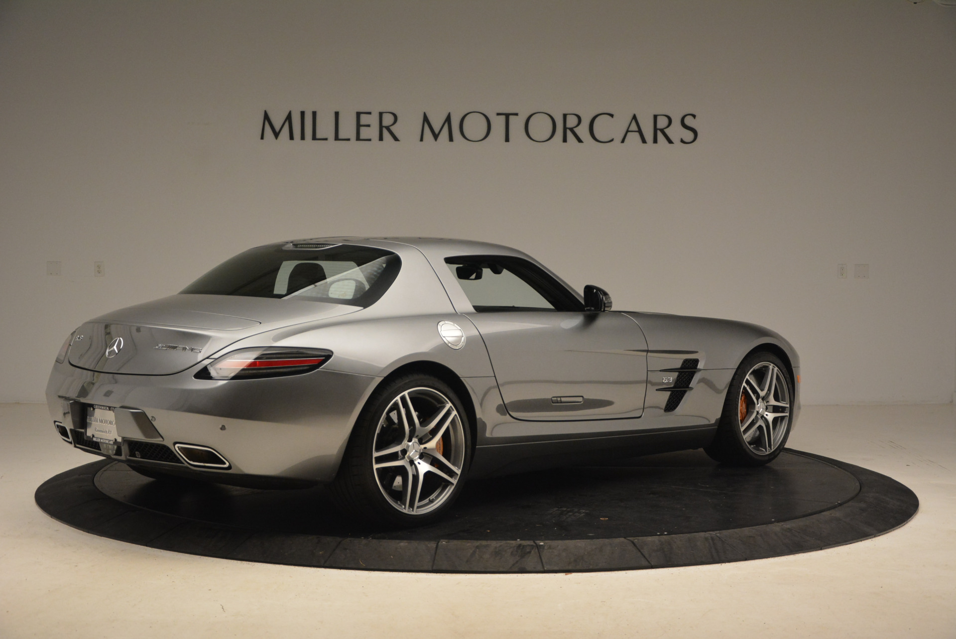Used 2014 Mercedes-Benz SLS AMG GT For Sale In Westport, CT 1694_p10