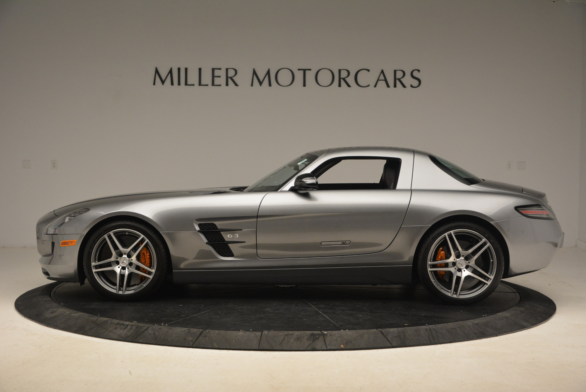 Used 2014 Mercedes-Benz SLS AMG GT For Sale In Westport, CT 1694_p3