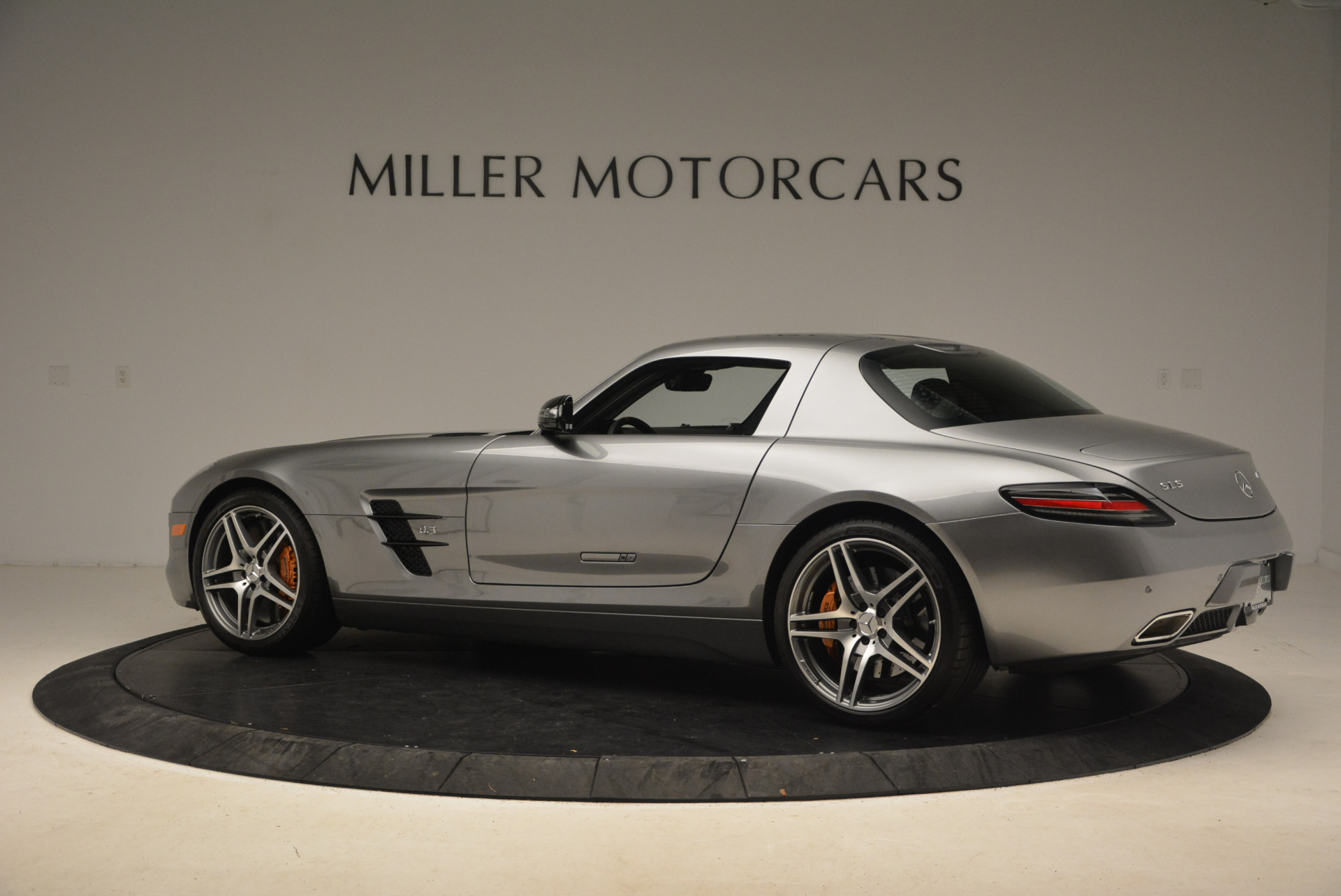 Used 2014 Mercedes-Benz SLS AMG GT For Sale In Westport, CT 1694_p5