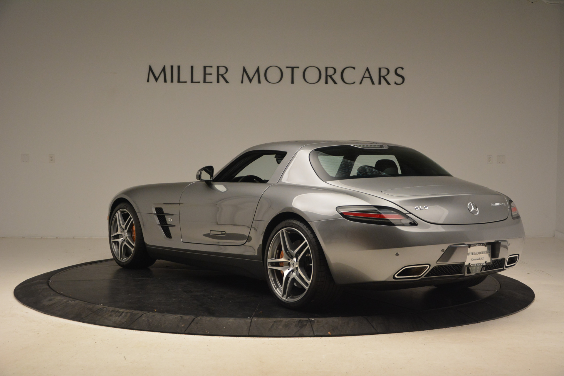 Used 2014 Mercedes-Benz SLS AMG GT For Sale In Westport, CT 1694_p6