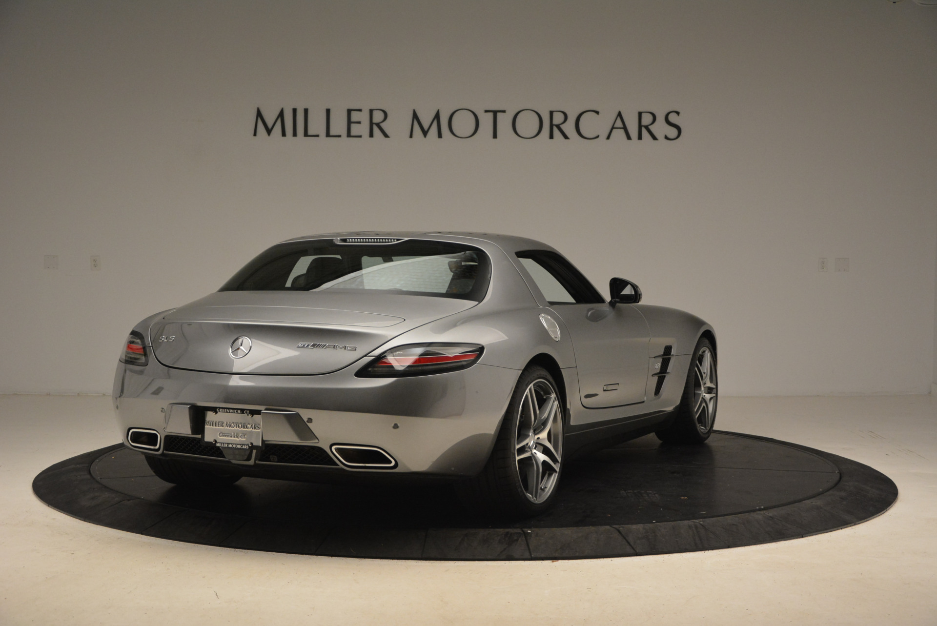 Used 2014 Mercedes-Benz SLS AMG GT For Sale In Westport, CT 1694_p9