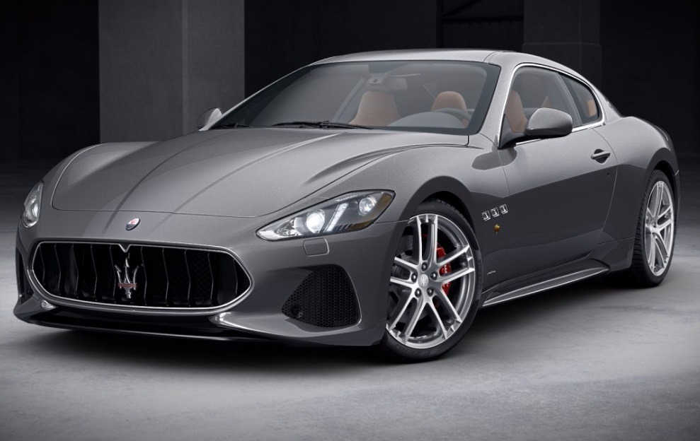 New 2018 Maserati GranTurismo Sport Coupe For Sale In Westport, CT 1695_main