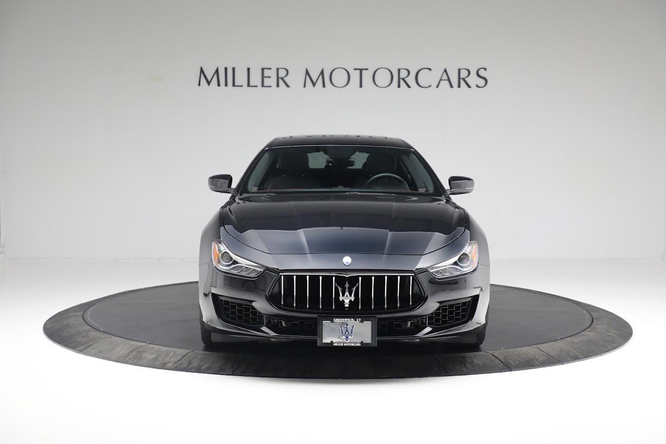 New 2018 Maserati Ghibli S Q4 For Sale In Westport, CT 1697_p12