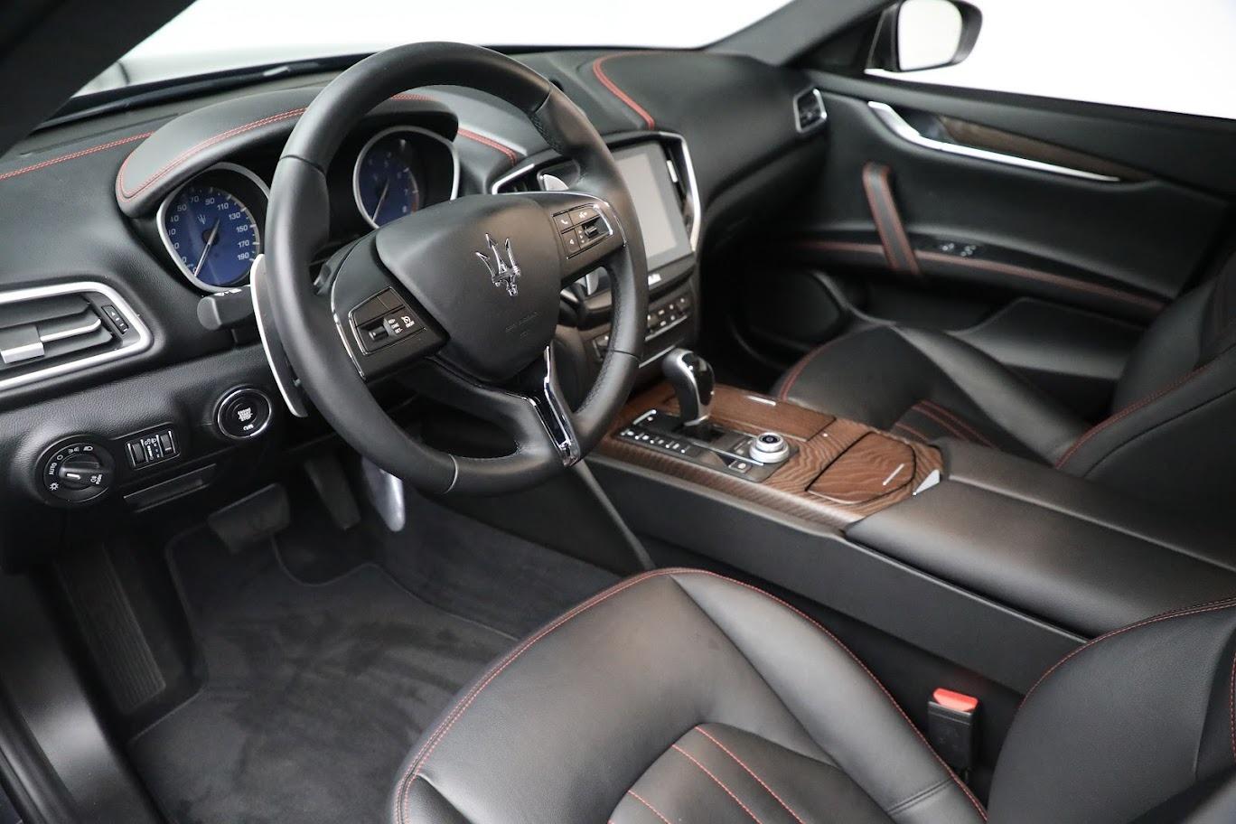 New 2018 Maserati Ghibli S Q4 For Sale In Westport, CT 1697_p13