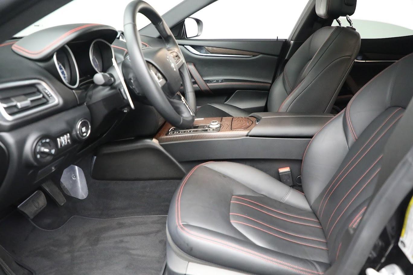 New 2018 Maserati Ghibli S Q4 For Sale In Westport, CT 1697_p15
