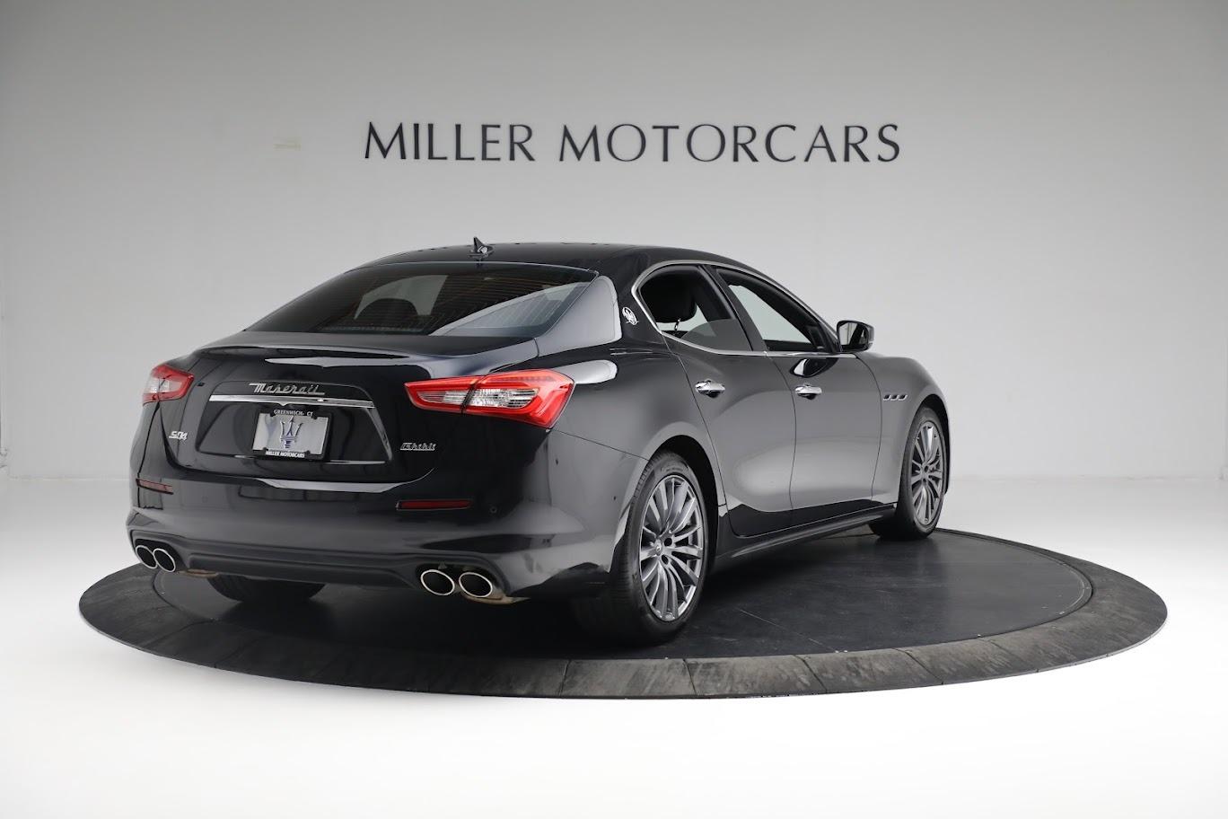 New 2018 Maserati Ghibli S Q4 For Sale In Westport, CT 1697_p7