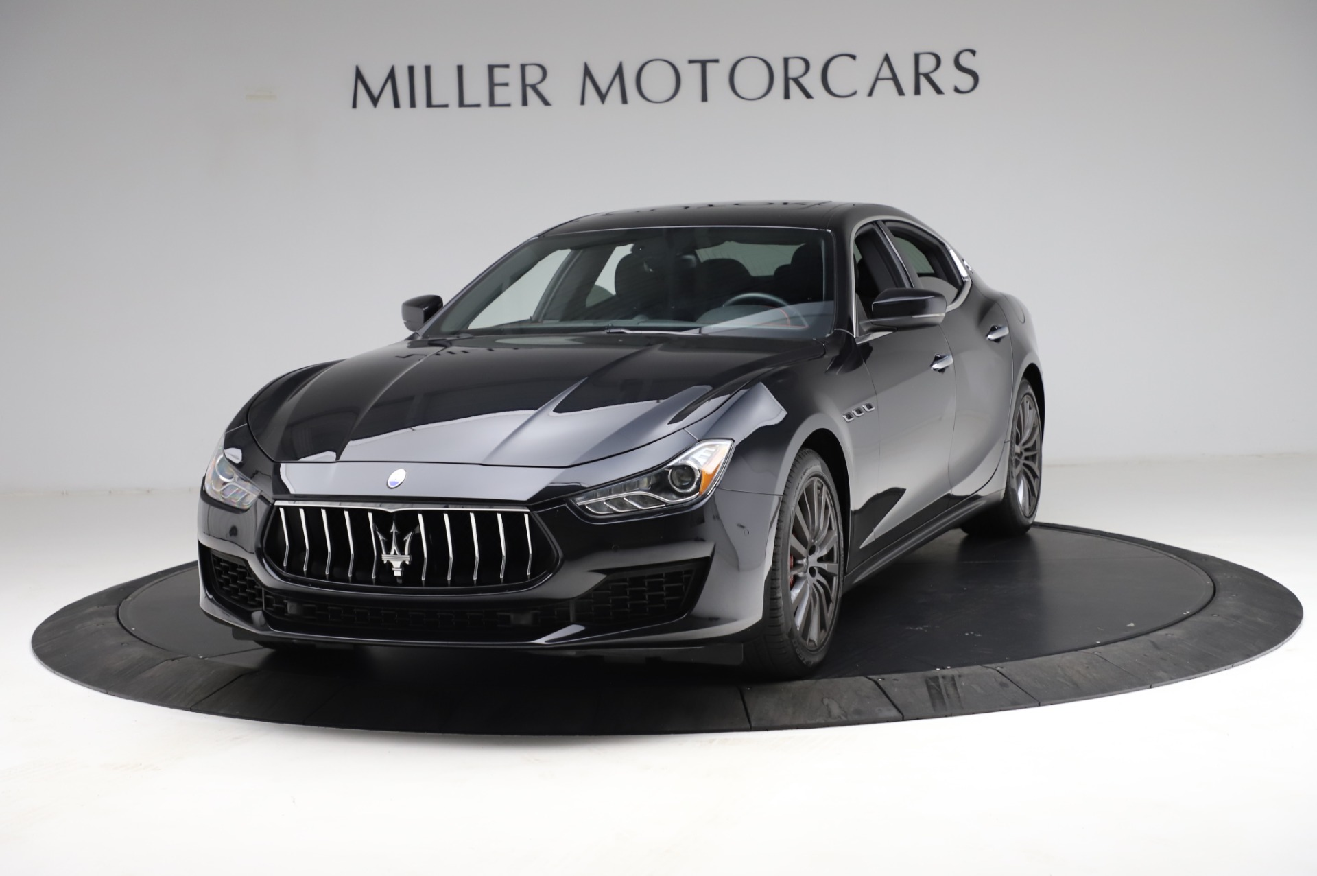 Used 2018 Maserati Ghibli S Q4 For Sale In Westport, CT 1698_main