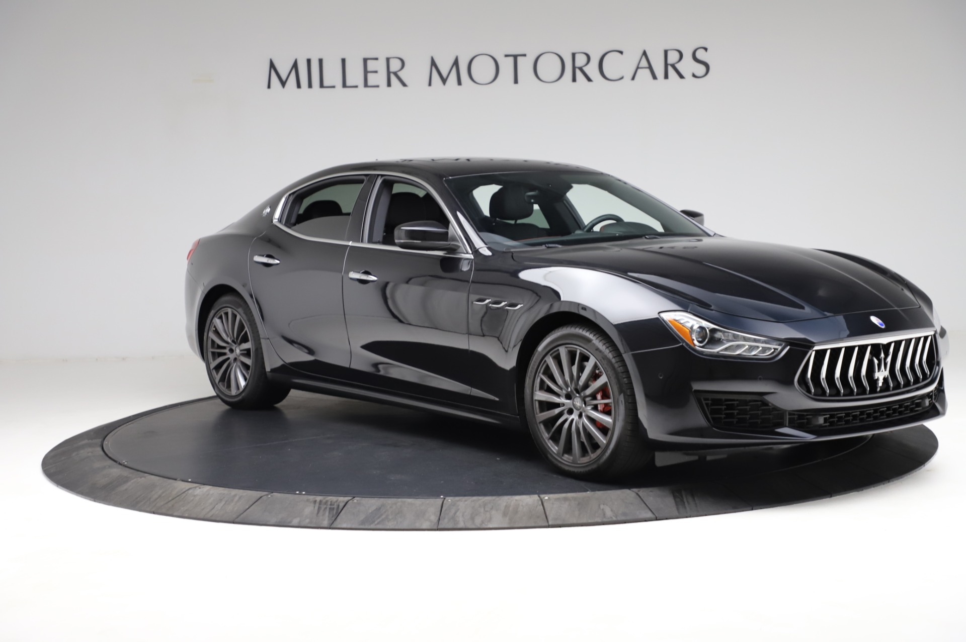 Used 2018 Maserati Ghibli S Q4 For Sale In Westport, CT 1698_p11