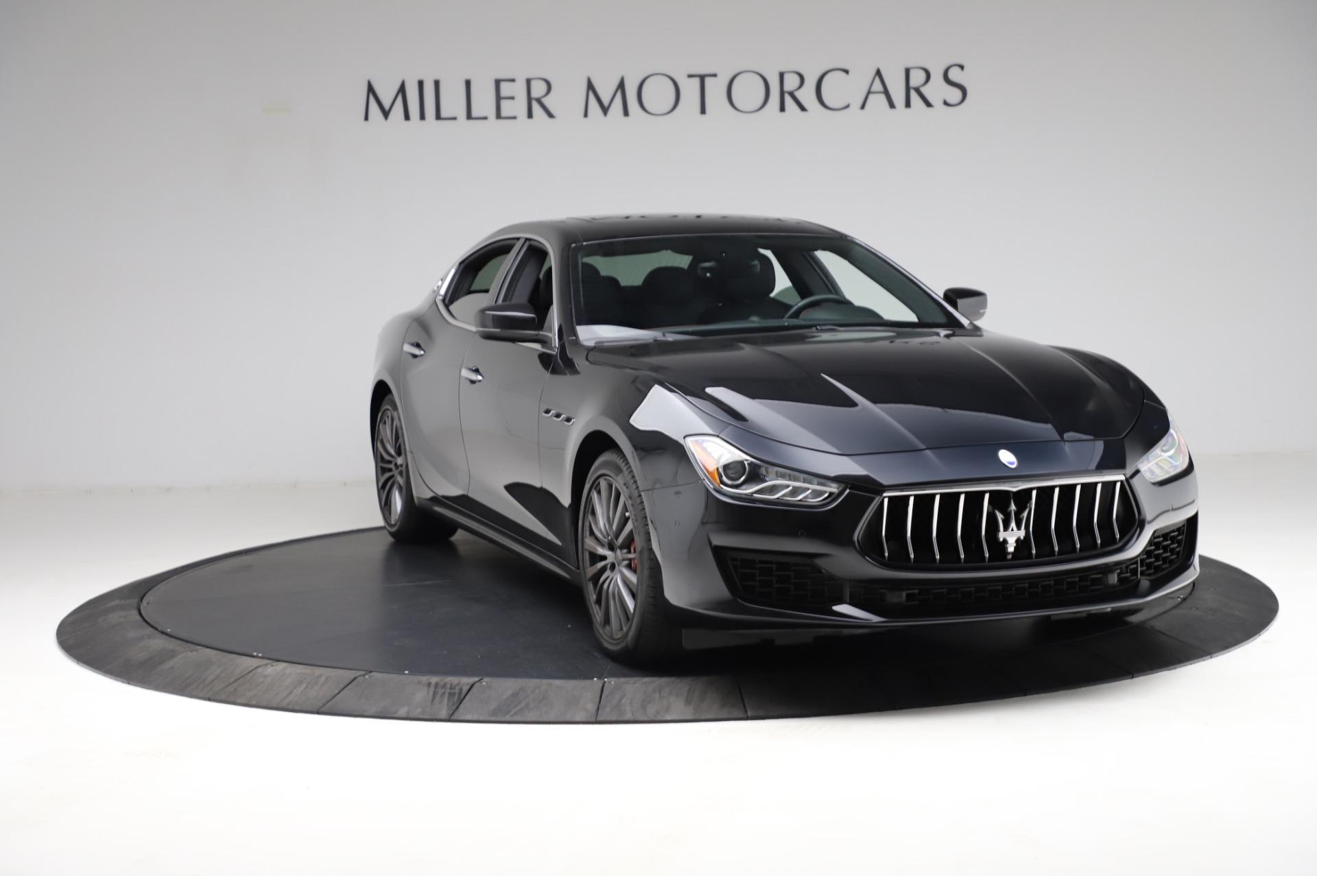 Used 2018 Maserati Ghibli S Q4 For Sale In Westport, CT 1698_p12