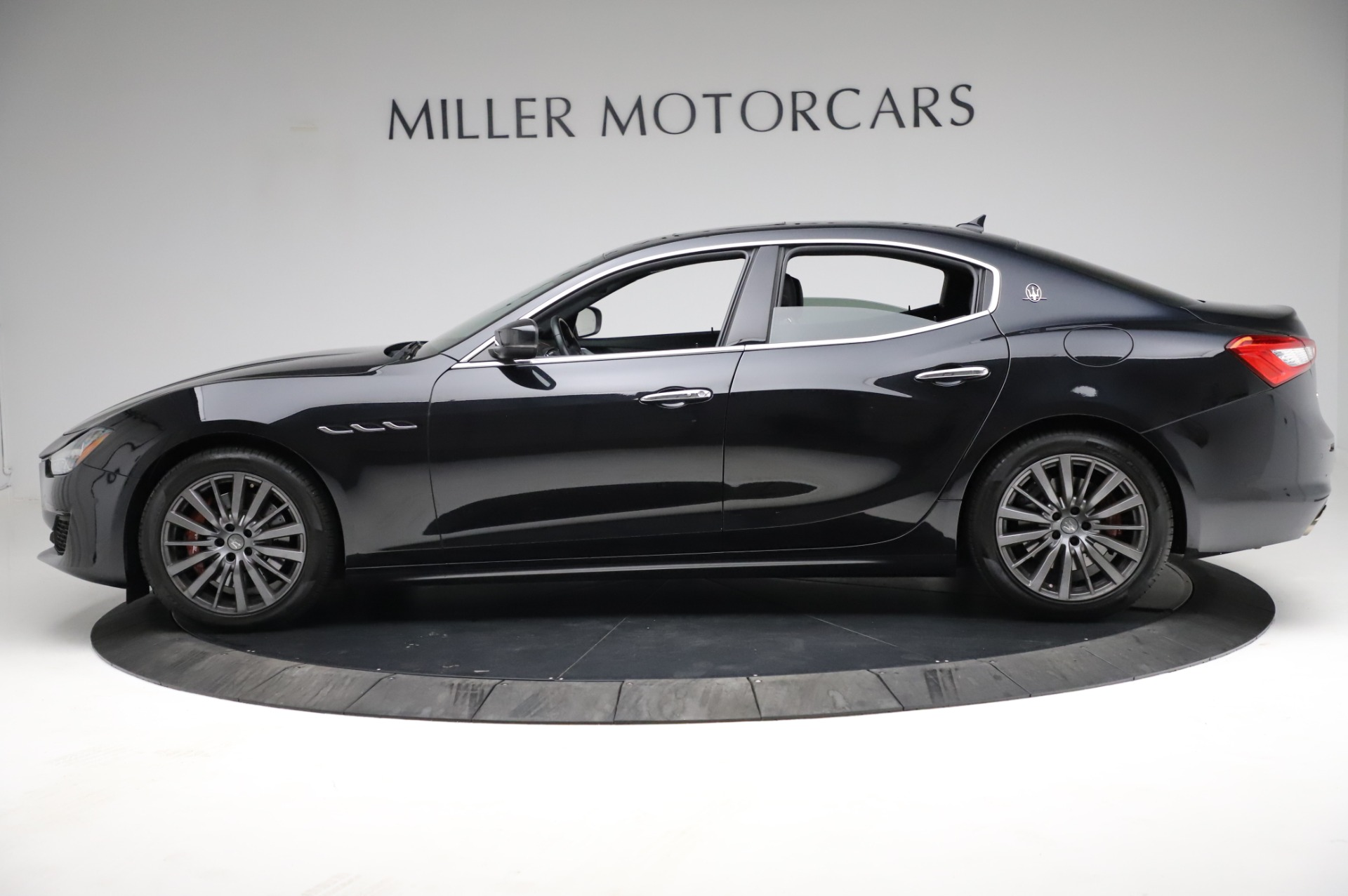 Used 2018 Maserati Ghibli S Q4 For Sale In Westport, CT 1698_p3