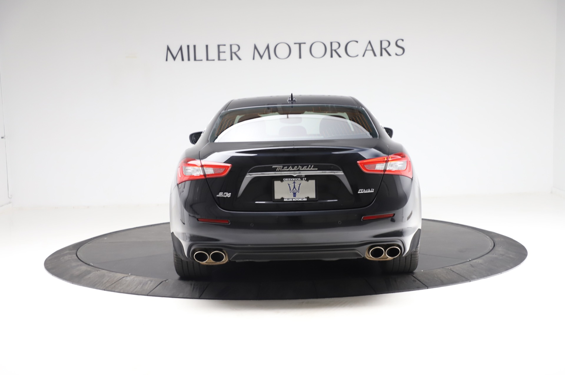 Used 2018 Maserati Ghibli S Q4 For Sale In Westport, CT 1698_p6