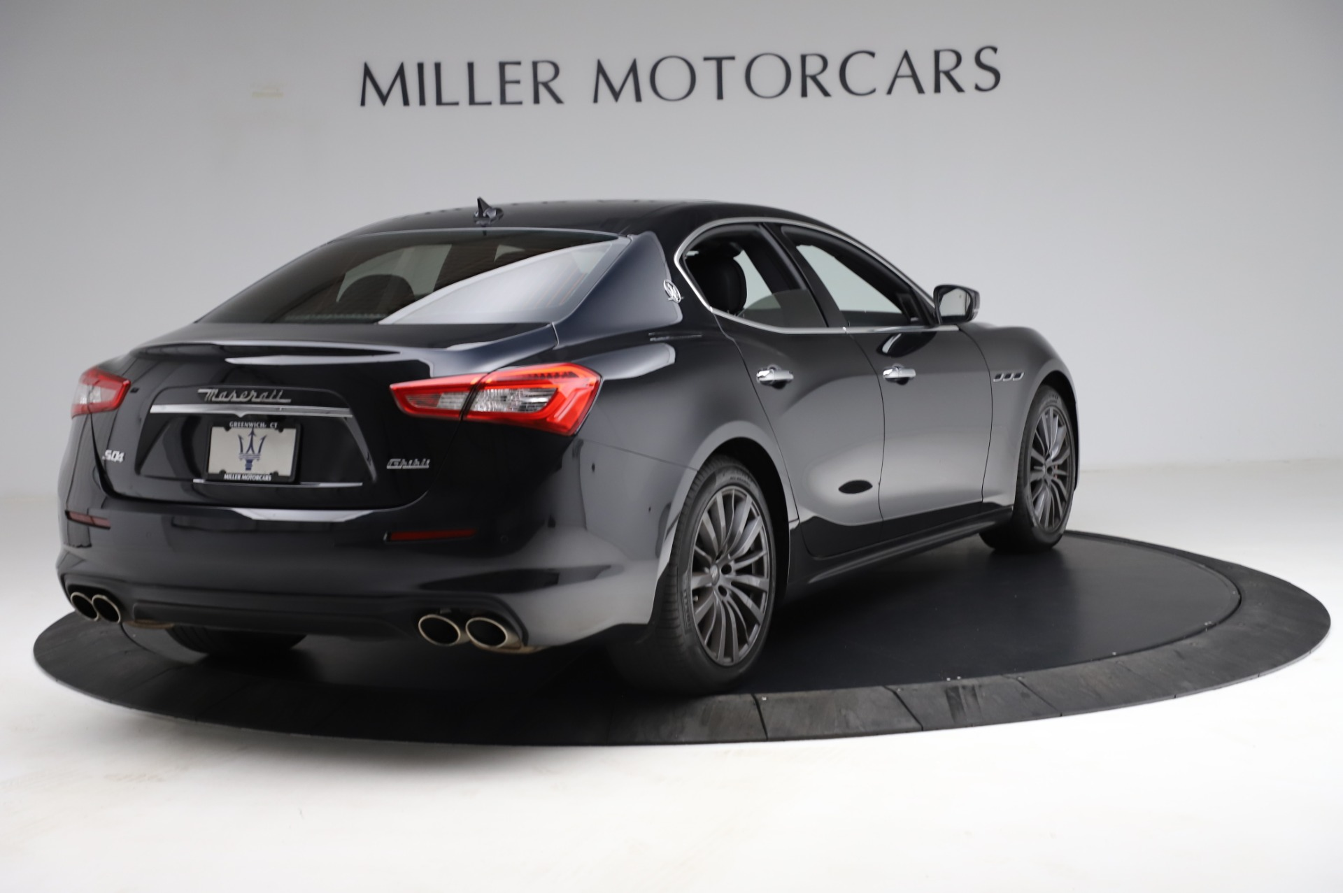 Used 2018 Maserati Ghibli S Q4 For Sale In Westport, CT 1698_p8