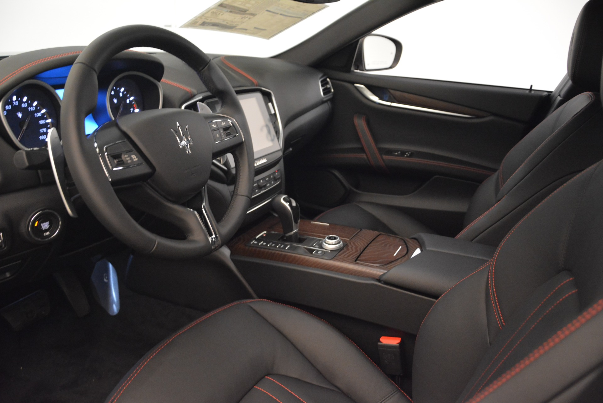 New 2018 Maserati Ghibli S Q4 For Sale In Westport, CT 1699_p12