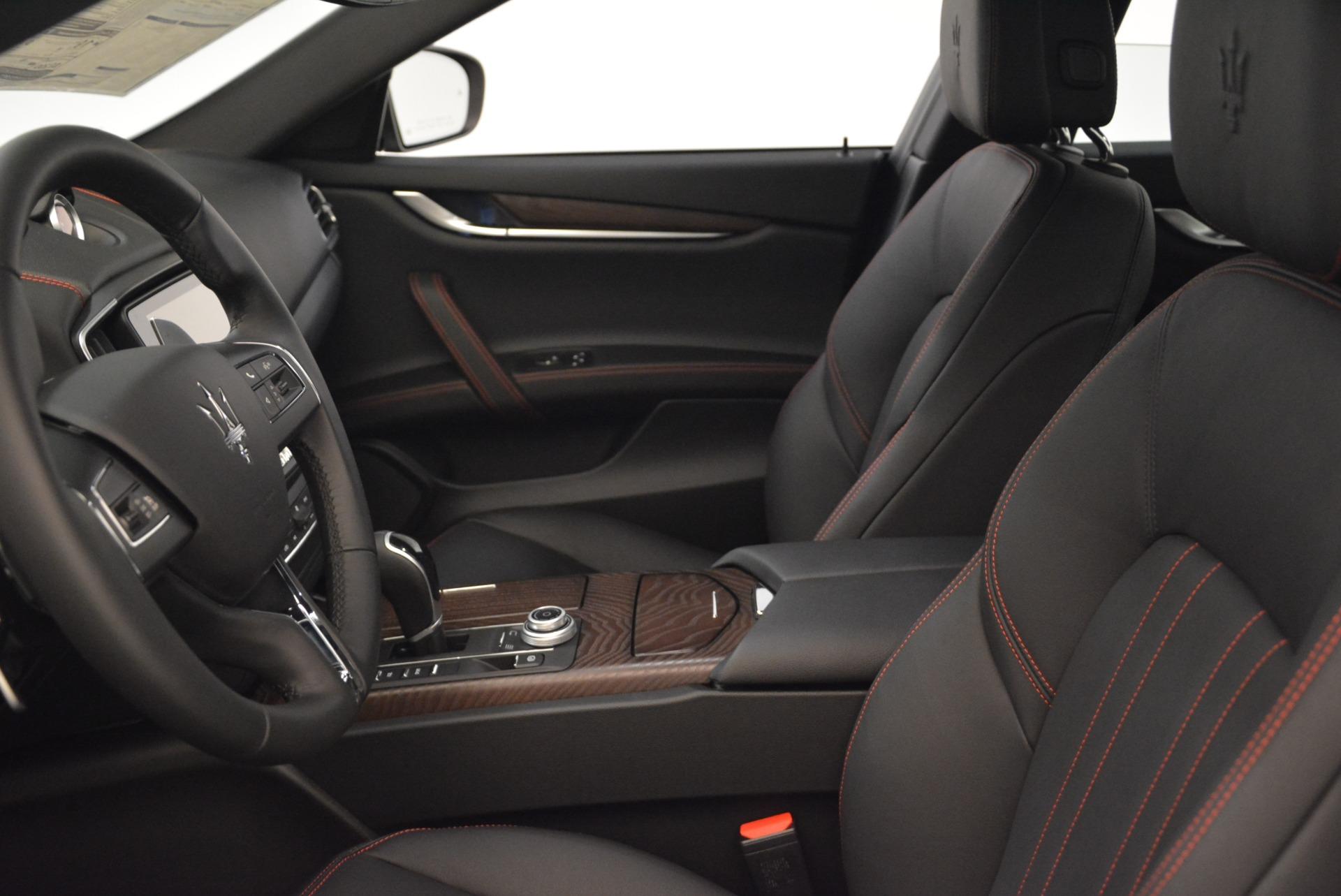 New 2018 Maserati Ghibli S Q4 For Sale In Westport, CT 1699_p13