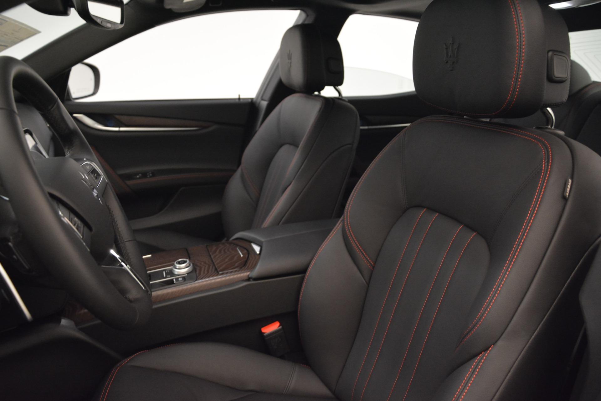 New 2018 Maserati Ghibli S Q4 For Sale In Westport, CT 1699_p14