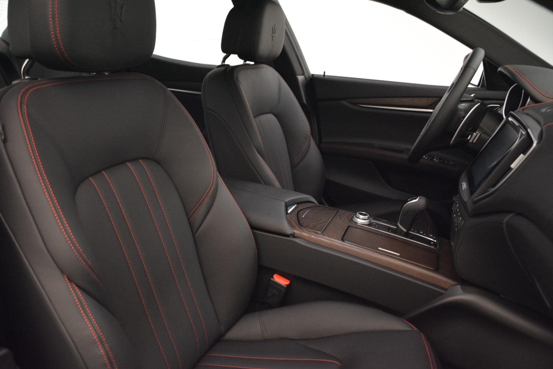 New 2018 Maserati Ghibli S Q4 For Sale In Westport, CT 1699_p22
