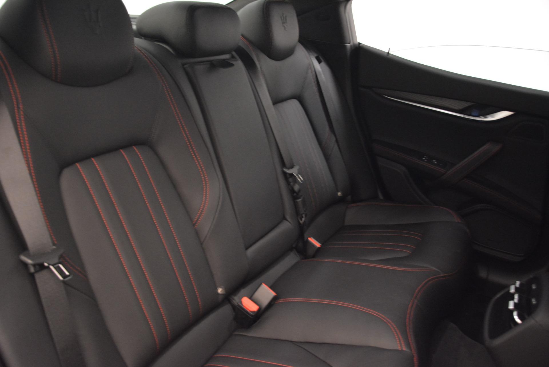 New 2018 Maserati Ghibli S Q4 For Sale In Westport, CT 1699_p25