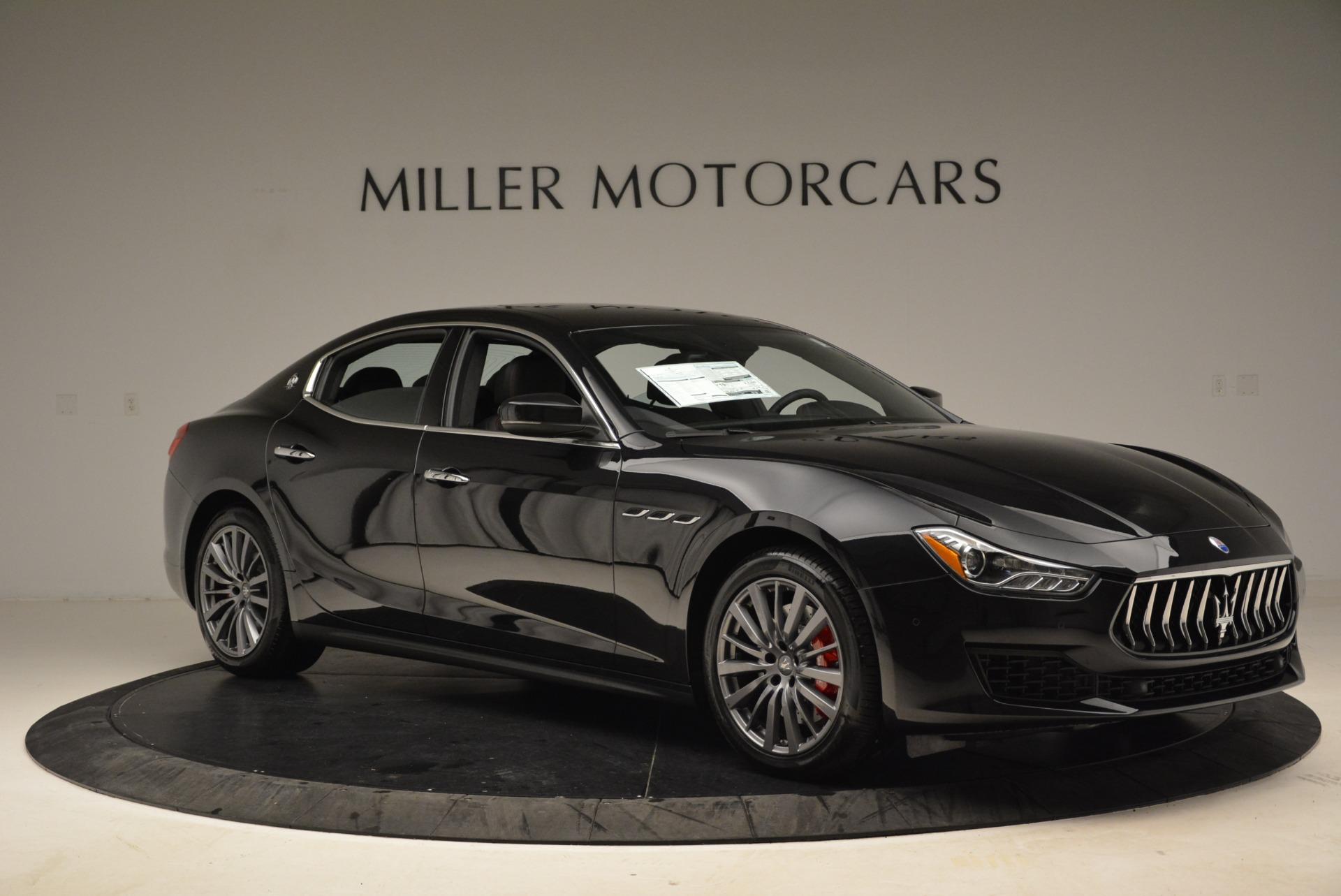 New 2018 Maserati Ghibli S Q4 For Sale In Westport, CT 1699_p9