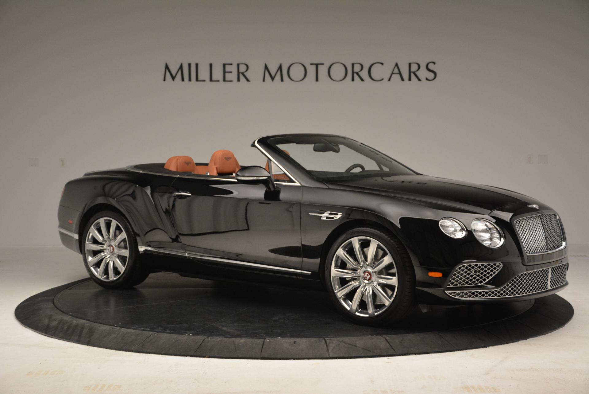 Used 2016 Bentley Continental GT V8 Convertible  For Sale In Westport, CT 17_p10