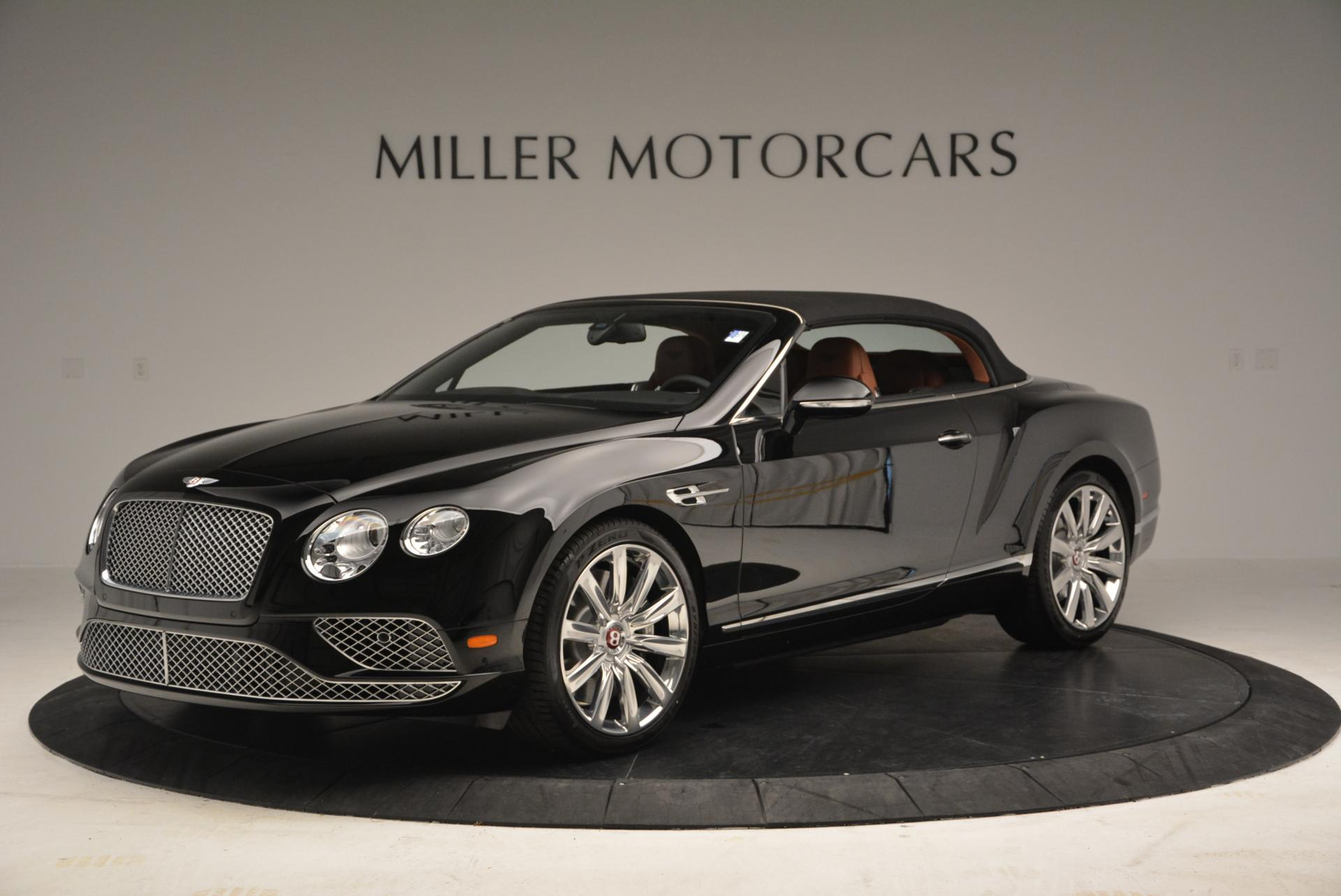 Used 2016 Bentley Continental GT V8 Convertible  For Sale In Westport, CT 17_p15