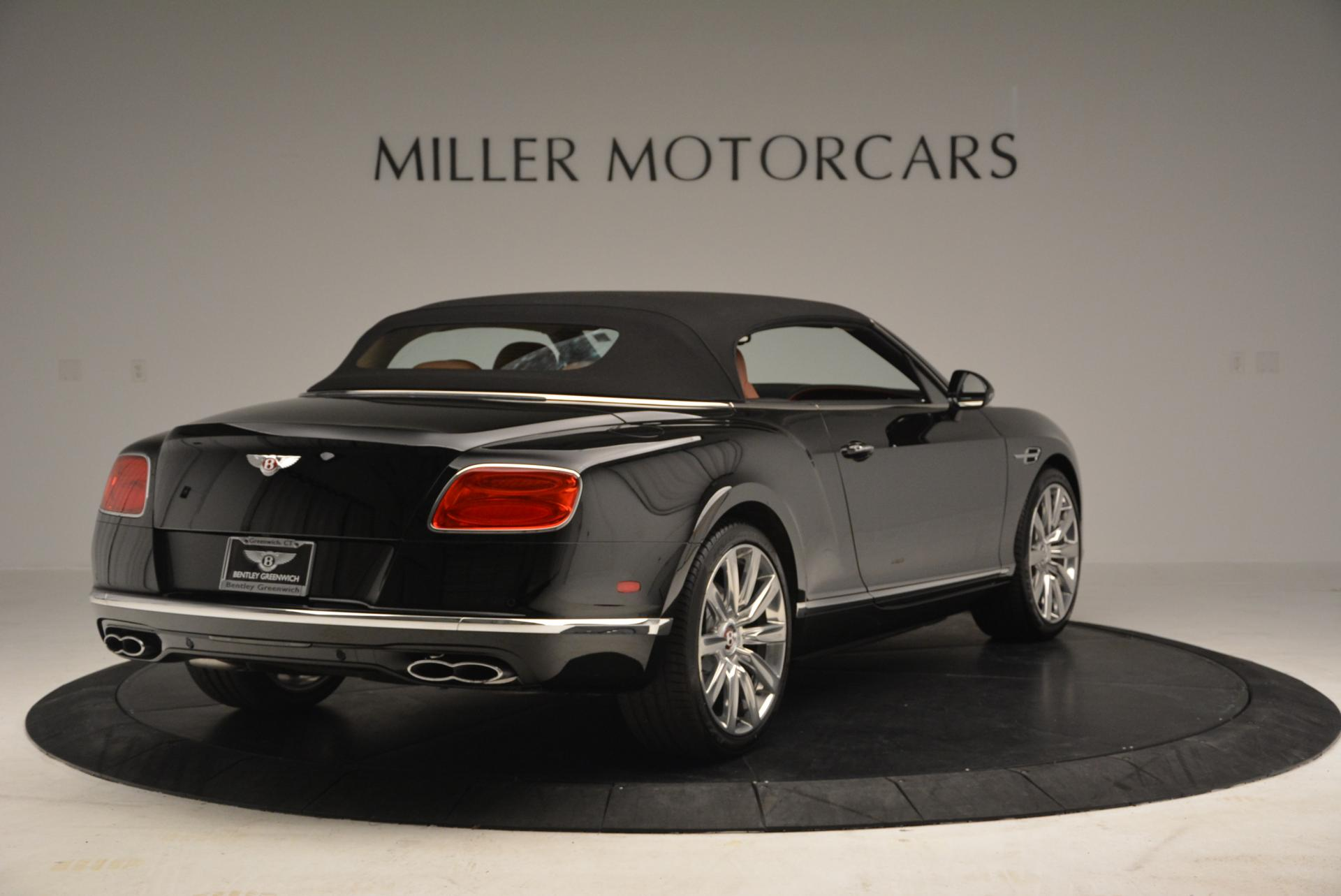 Used 2016 Bentley Continental GT V8 Convertible  For Sale In Westport, CT 17_p19