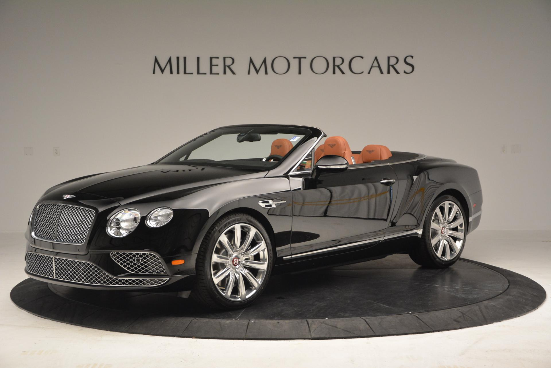 Used 2016 Bentley Continental GT V8 Convertible  For Sale In Westport, CT 17_p2