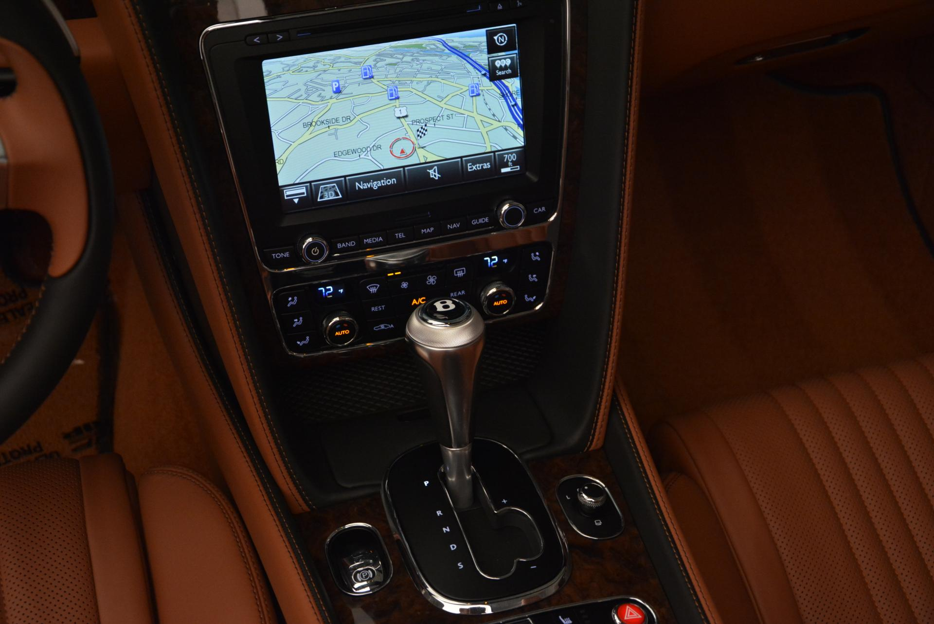 Used 2016 Bentley Continental GT V8 Convertible  For Sale In Westport, CT 17_p41
