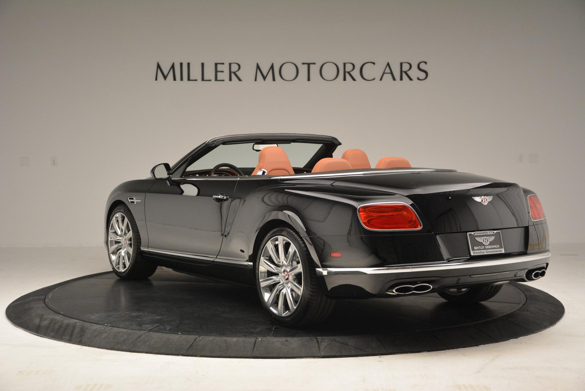 Used 2016 Bentley Continental GT V8 Convertible  For Sale In Westport, CT 17_p5