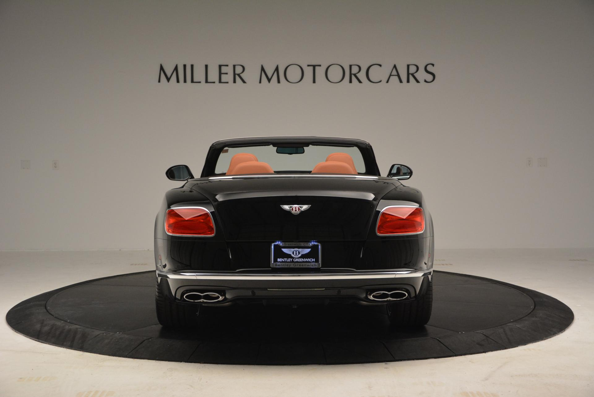 Used 2016 Bentley Continental GT V8 Convertible  For Sale In Westport, CT 17_p6