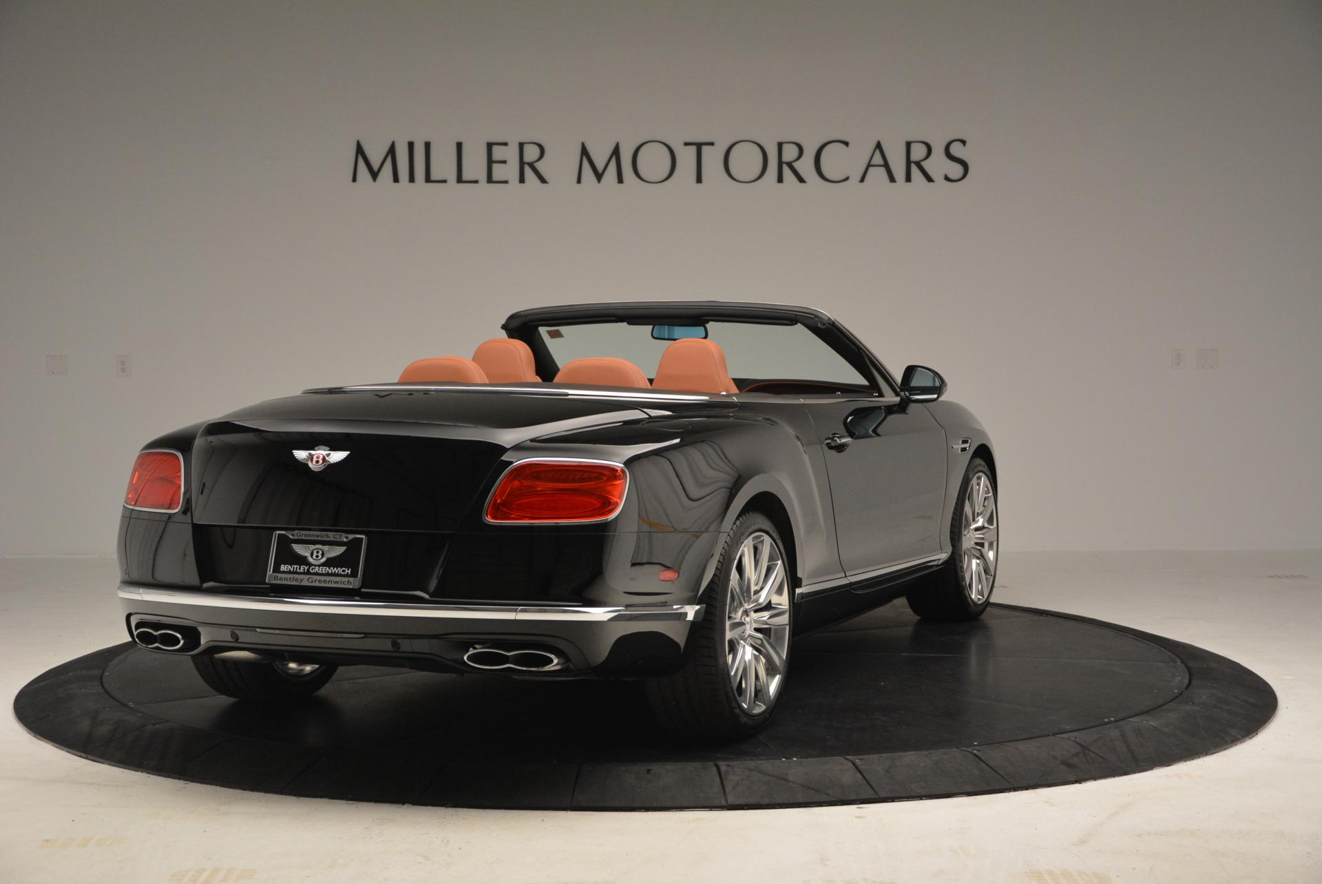 Used 2016 Bentley Continental GT V8 Convertible  For Sale In Westport, CT 17_p7