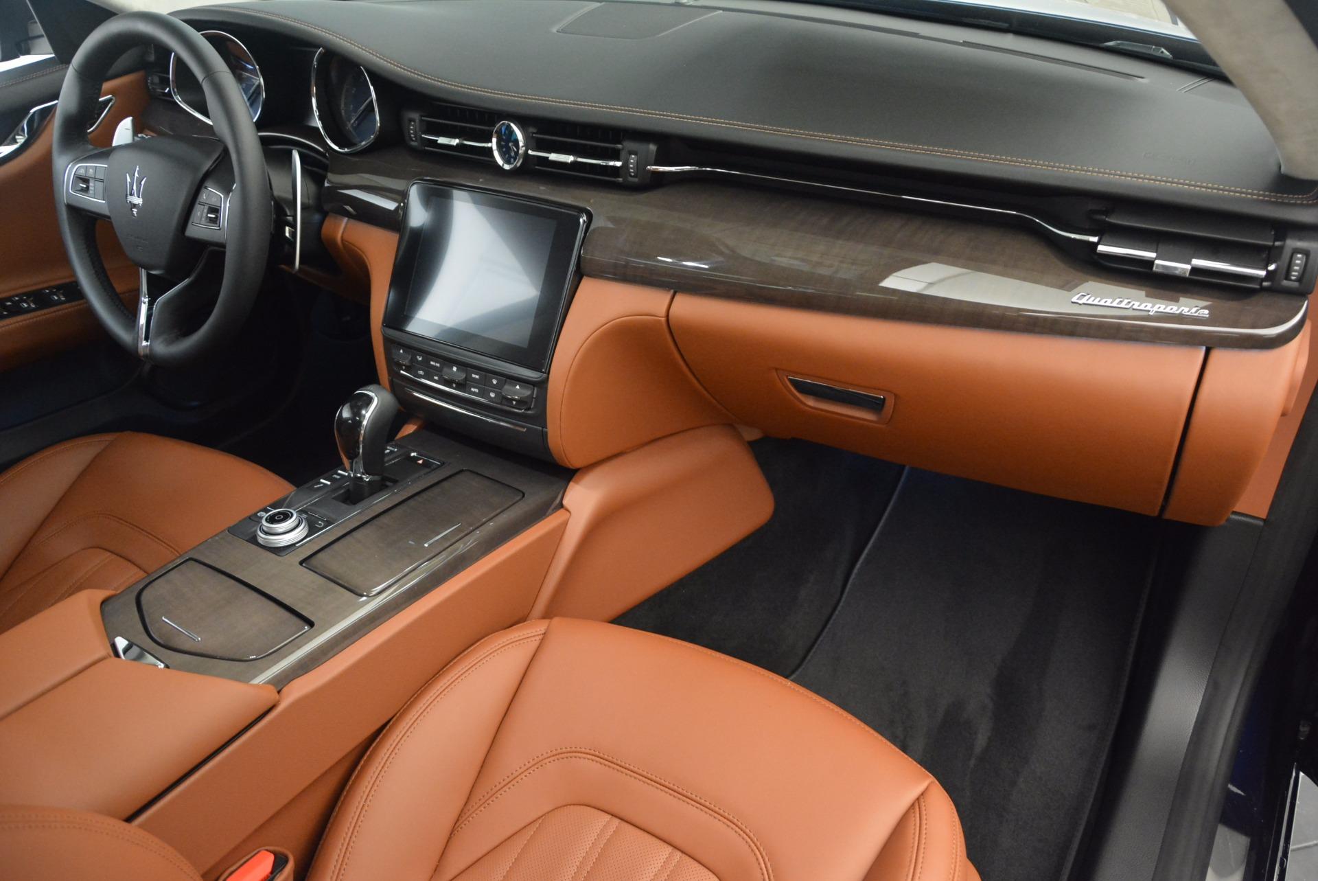 New 2018 Maserati Quattroporte S Q4 GranLusso For Sale In Westport, CT 1700_p15