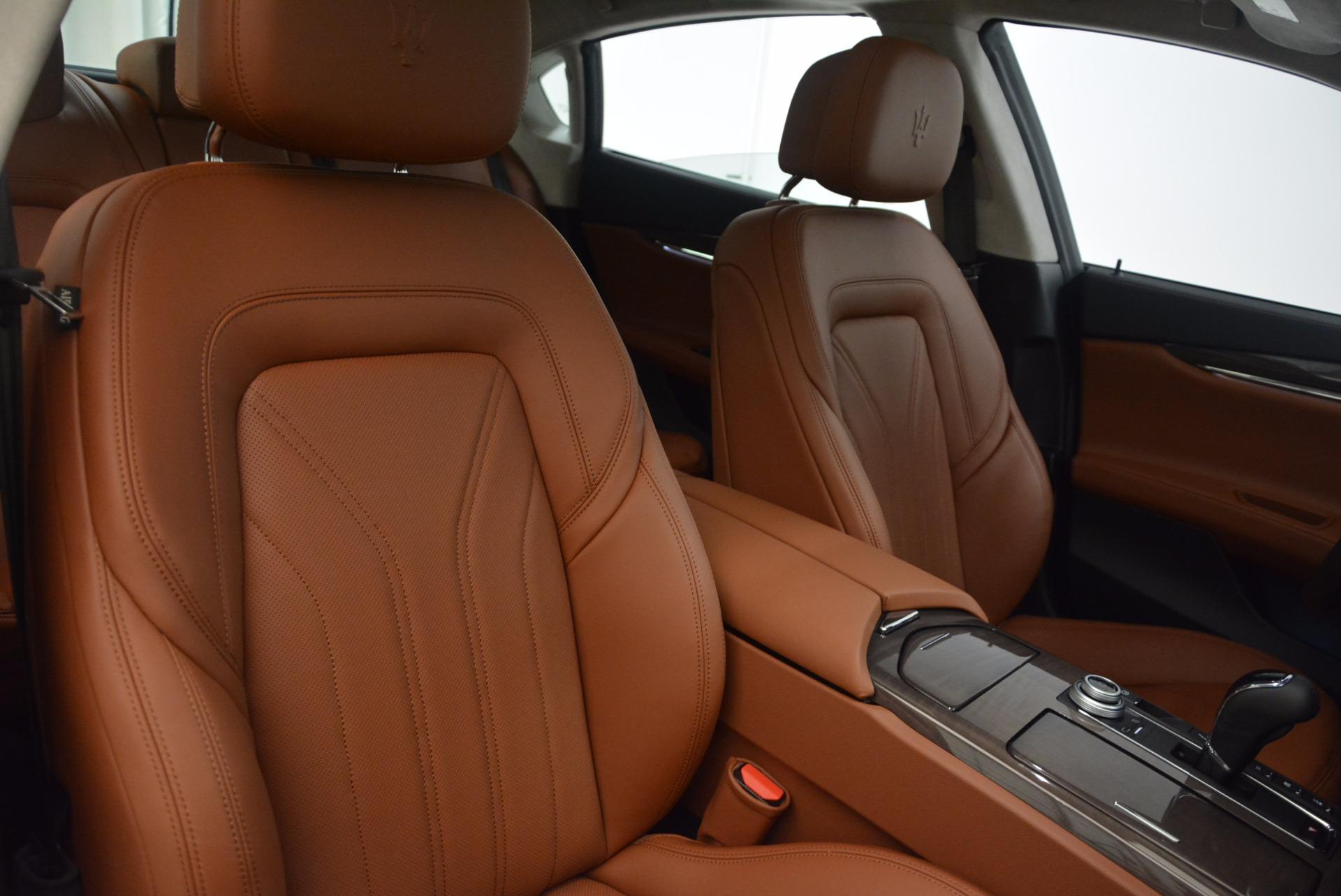 New 2018 Maserati Quattroporte S Q4 GranLusso For Sale In Westport, CT 1700_p18